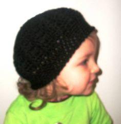 toddler crochet hat pattern