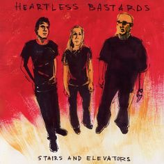 Heartless Bastards - Stairs And Elevators on Vinyl LP