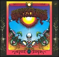 """Aoxomoxoa- know as one of the Grateful Dead's """"experimental"""" albums.  The Grateful Dead experimented with musical forms and genres--both as a group and individually--creating unique musical experiences."""