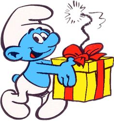 Check out this transparent Jokey Smurf with joke gift box PNG image Kids Cartoon Characters, Cartoon Pics, Lach Smiley, Aristocats Party, Mickey Mouse Imagenes, Nightmare Before Christmas Characters, Image Princesse Disney, Rainbow Cartoon, Bambi Disney