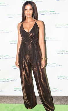 Padma Lakshmi from The Big Picture: Today's Hot Pics  The Top Chef star attends the Friends of Hudson Park Gala in NYC.