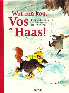 Wat een kou, Vos en Haas! - Sylvia Vanden Heede