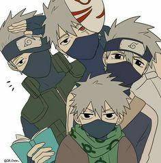 Naruto Kakashi, Naruto Shippuden, Boruto, Anime Naruto, Manga Anime, Gaara, Anime Guys, Animated Icons, Sad Art