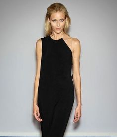 MINIMAL + CLASSIC: Anje Rubik in Stella McCartney Jumpsuit
