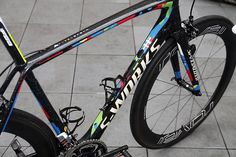 Peter Sagan's world champion livery Specialized Tarmac unveiled | road.cc
