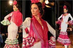Las 14 mejores imágenes de mantoncillo de flamencs | Trajes