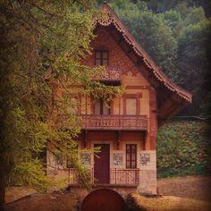 Hänsel e Gretel #casadimarzapane #crissolo #hanselandgretel