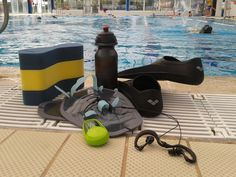 Ready for a hard swimming sesison!!