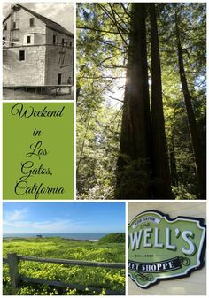 Enjoy a Weekend in Los Gatos! - Postcards & Passports