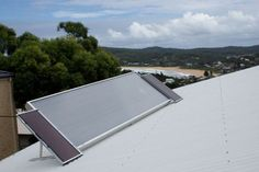 SolarVenti ventilation unit with a view of the beach! #solarventiau #solarventi #solair