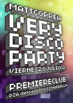 Very Disco Party (Premiere Club, Marbella)