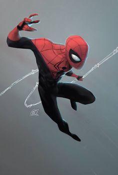 Spider-Man by Corey Smith *
