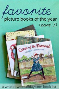 Our family's favorite children's books of 2015
