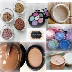 Crea tu propio maquillaje casero la mayoría de las chicas lo ocupamos diario y esta vez te enseñamos como hacerlo con materiales baratos.
