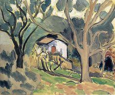 Henri Matisse Landscape Paintings