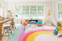 Tips to Create the Perfect Playroom - Project Nursery
