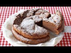 How to Make 2 Ingredients Chocolate Cake (Gâteau au Chocolat Recipe)