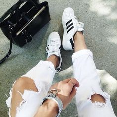 Monday Inspiration | Adidas Superstar