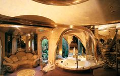 Chile's best kept secret. The most amazing themed hotel rooms I've EVER seen! Even more amazing in real life! <3