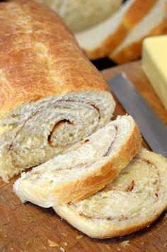 Simple Bread & Cinnamon Bread Recipe