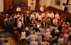Camerata Tinta Barocca in collaboration with the Cape Consort performed Handel's Messiah at St Andrew's Presbyterian Church on Wednesday 9 December 2015 #ClassicalReview https://andywildingfmr.wordpress.com/2015/12/14/camerata-tinta-barocca-cape-consort-handels-messiah-concertreview/