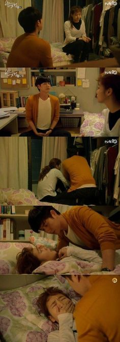 Added episode 6 captures for the Korean drama 'Cheese in the Trap'.