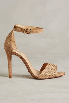 Schutz Drauzia Heels - anthropologie.com #anthrofave