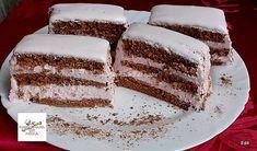 Eperhabos csokoládés szelet, ünnepi alkalmakra is remek választás! - Egyszerű Gyors Receptek
