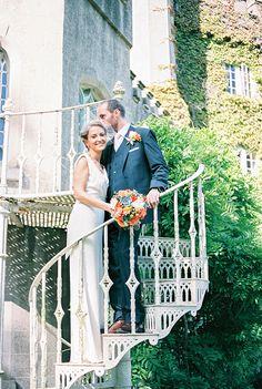 Luttrellstown Castle wedding by Inspired By Love // www.onefabday.com