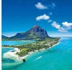 Beautiful Mauritius Island, Africa