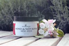 Monoi de Tahiti Luxury Body Butter  Delicately fragranced with the Tiare Flower of Tahiti this multi-purpose oil will leave your hair and body looking and feeling luxurious!  This luxury oil can be used in hair treatments for dandruff and dry hair and a great non greasy conditioner. Use on damp skin after a shower/bath, as a massage oil, face oil...the list goes on!