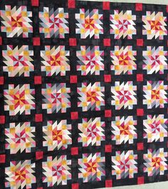 Grand Illusion Mystery Quilt by Bonnie Hunter