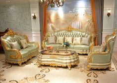 Luxury Home Furniture, Luxury Sofa, Victorian Fashion, Luxury Homes, Style, Luxurious Homes, Swag, Luxury Houses, Outfits