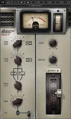 Abbey Road REDD Consoles Plugin | Waves