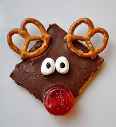 Looking for a fun activity for the family these holidays? Try Sweetology's tutorial for the Easiest Reindeer Cookie ever!