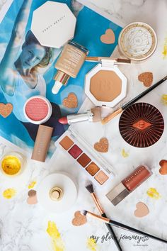 Recent makeup products I'm Loving Accesories - Accesories jewelry - Accesories bag - Accesories Makeup Storage, Makeup Organization, Storage Organization, Latest Makeup Trends, Rose Gold Makeup, High End Makeup, Drugstore Makeup, Best Makeup Products, Beauty Products