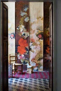 exhibition space by designers Elena Carozzi and Valentina Giovando. Photographs by Alessandra Ianniello