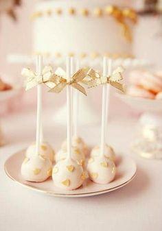 海外で大人気!♡コロンと可愛い『ケーキポップス』を作りたい♩
