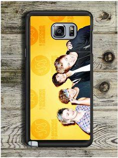 5 Second Of Summer Samsung Galaxy Note 5 Case
