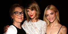 Meryl Streep, Taylor Swift & Jaime King
