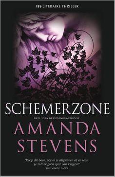 Amanda Stevens - Schemerzone - Deel 3 van de Dodenrijk thrilogie