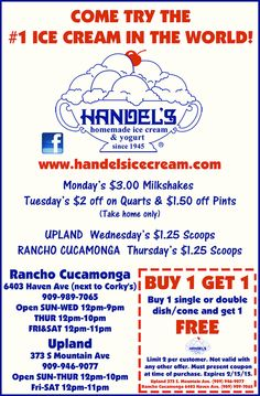 Handels Ice Cream