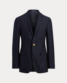 Shop our luxury Polo Wool Twill Sport Coat at the official Ralph Lauren FR store online for the best in design, style & quality. Discover exclusive designer clothing & accessories for men, women, & children from the world-renowned brand. Polo Ralph Lauren, Ralph Lauren France, Polo Sport, Sport Coat, Hooded Jacket, Suit Jacket, Blazer, Recycled Fabric, Lana