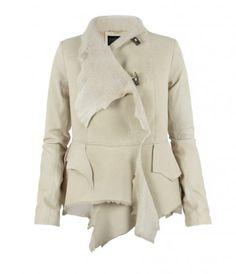 All Saints Spitafields Leather Jacket