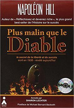 Amazon.fr - Plus malin que le diable (1CD audio inclus dans le livre) - Napoleon Hill - Livres