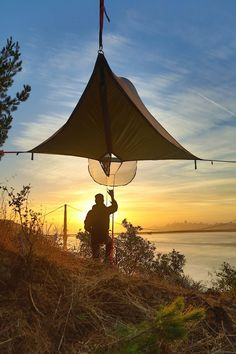 Tentsile Stingray Tree Tent - Silodrome