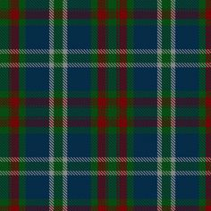 Tartan image: #Cathcart #Tartan #Family. Reupholstering my dining room chairs. I like the idea of using an old family tartan.