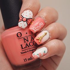 Nail Art ✨ @naailsbyjulia Kind of a valenti...Instagram photo | Websta (Webstagram)