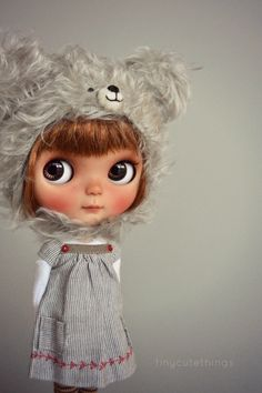 Felix Custom OOAK Blythe Doll by Tinycutethings No 129   eBay