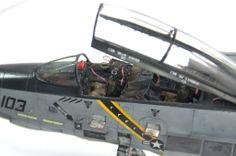F-14B Tomcat 1/48 Scale Model